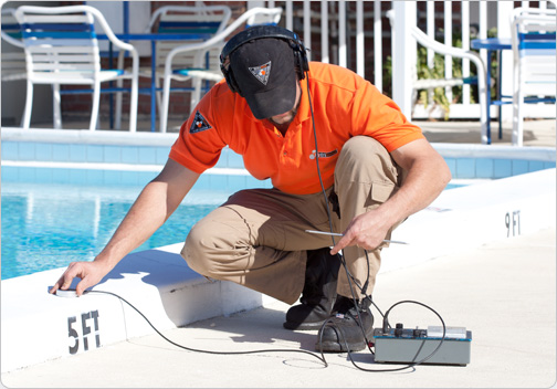 HydroScout Pool Leak Technician